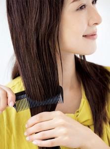 ツヤ&ストレートヘアをキープする方法