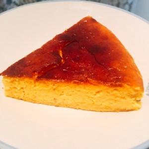 ロカボスイーツ③-かぼちゃチーズケーキ