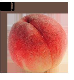 キレイ食材「桃」