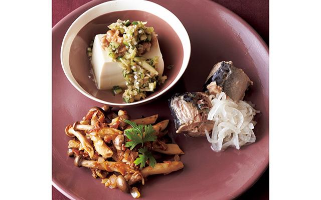 夜レシピは「やせ菌」たっぷり簡単レシピに置き換え!