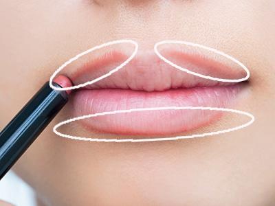 くすみのない発色のいい唇にしたいなら・・・