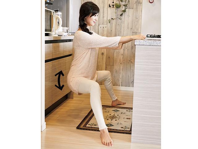 家事で忙しい人のための簡単エクササイズ