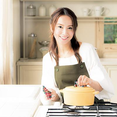 鈴木亜美さん伝授!美肌をつくるお手軽レシピ
