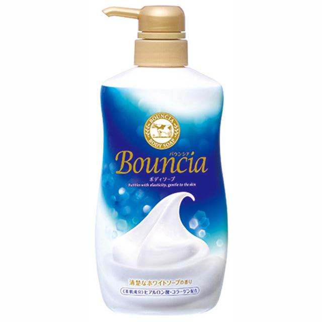 バウンシア|牛乳石鹸 バウンシア ボディソープ