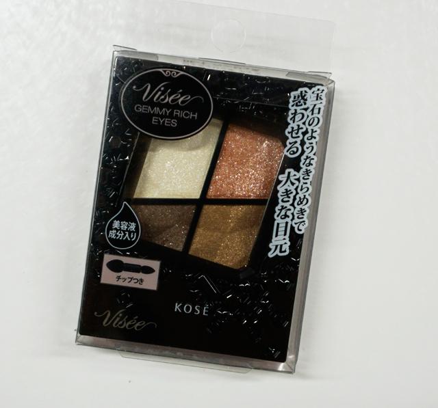 ヴィセ リシェ ジェミィリッチ アイズ001 ¥1,296