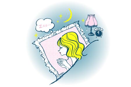良質な睡眠をとる①