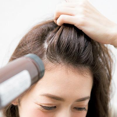 大人めクール前髪の作り方