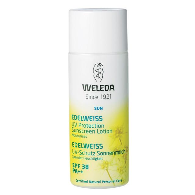 ヴェレダ|エーデルワイス UVプロテクト