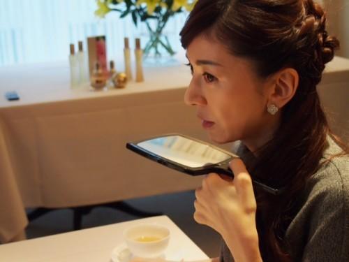 マスカラ賢者・君島十和子に習う「扇まつげ」の作り方