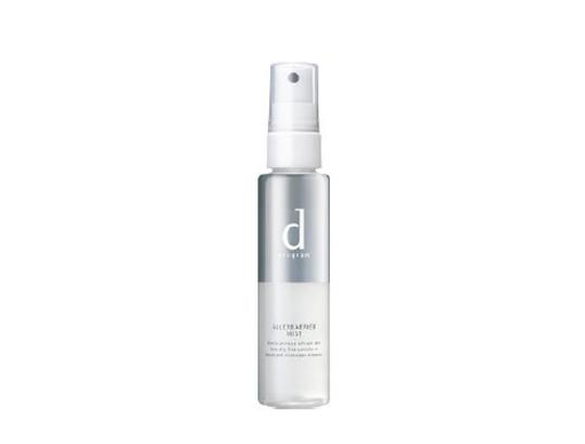 乾燥や花粉症で悩む肌の保湿の救世主的ミスト化粧水