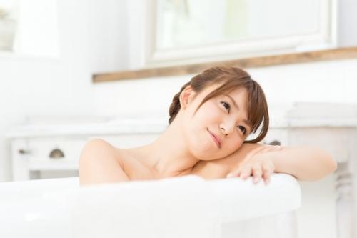 乾燥肌の原因は…お風呂かも!?
