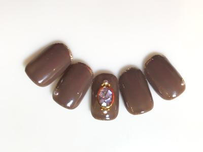 金箔で高級チョコレートのイメージ