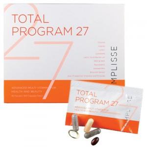 ビタミン&ミネラルを配合!【シンプリス】トータルプログラム27