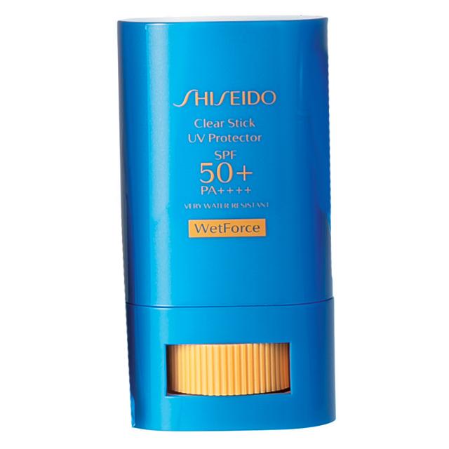 SHISEIDO 資生堂 クリアスティック UV プロテクター