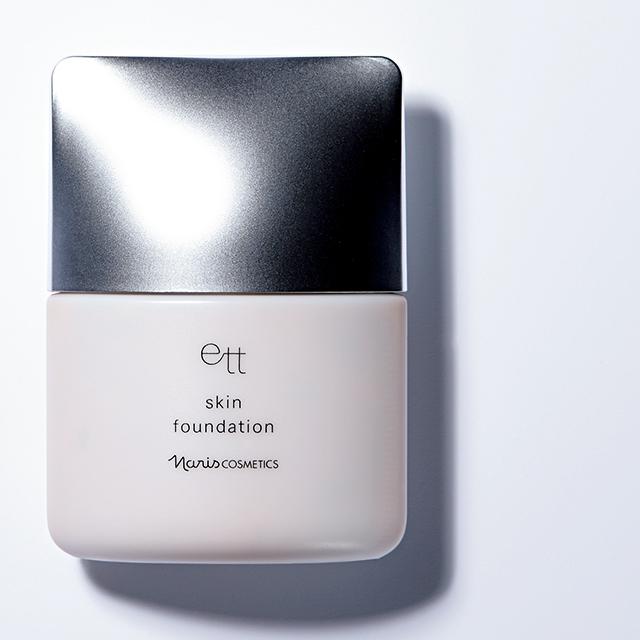 ナリス化粧品|エット スキンファンデーション シアー 25g ¥5,000