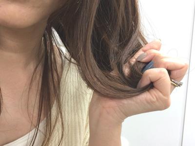 パサパサ&ゴワゴワの絡んだ髪にオススメのブラシ