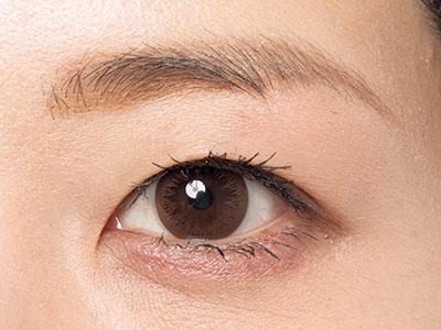 一重で目ヂカラが弱い悩みを解消するアイラインの引き方