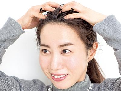 美容研究家おすすめリフトアップ頭皮マッサージ