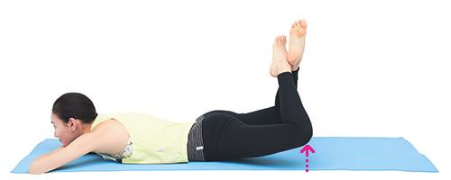 骨盤を整え体幹を鍛えることで脚やせに