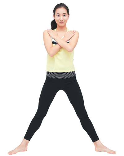 目指せモデル体型!体幹リセットダイエット運動