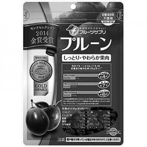 ポッカサッポロフード&ビバレッジ フルーツサプリ 鉄分たっぷりプルーン 70g|¥231