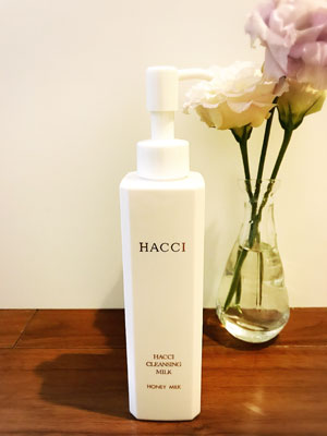 HACCI|クレンジングミルク