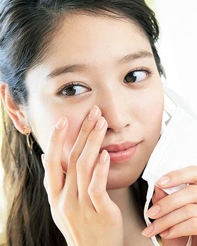 鼻のかみすぎでボロボロになった肌を守る方法