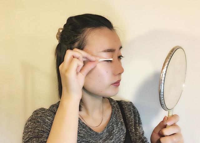 洗顔・メイク落とし方法