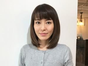 人気美容師・Lamanaの布瀬久美子さんが教える寝癖の直し方のコツとは