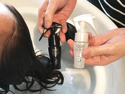 美容師おすすめ月1サロンの極上トリートメント