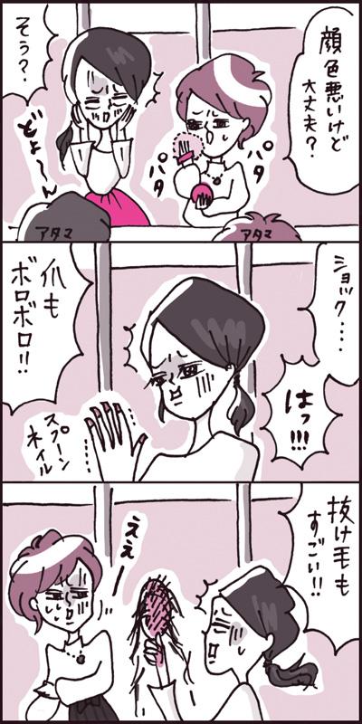 日本人女性に多い隠れ貧血!