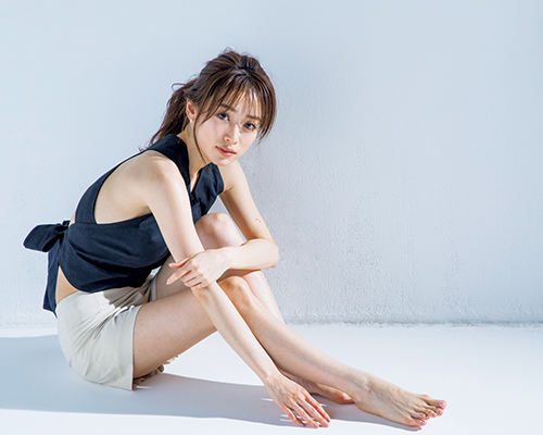 """美ボディ代表・泉里香さんの""""うるツヤボディ""""ケア"""