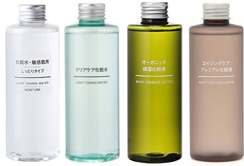 ニキビ化粧水