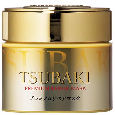 資生堂 TSUBAKI|プレミアムリペアマスク