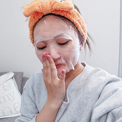 最強モテ肌を叶える美白マスク