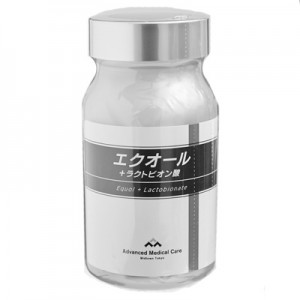 アドバンスト・メディカル・ケア エクオール+ラクトビオン酸