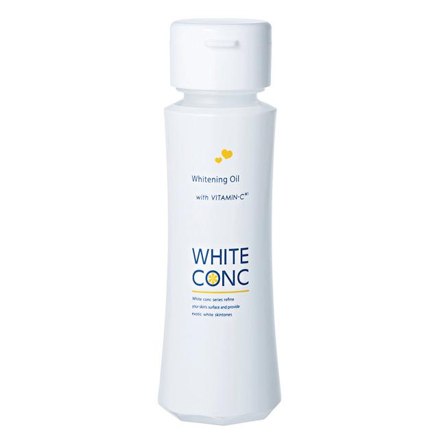 マーナーコスメチックス│ホワイトコンク ホワイトニングオイルC II