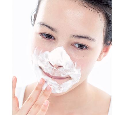 手順2 洗顔