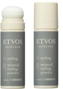 エトヴォス|ミネラルスタイリングパウダー(頭皮用スタイリング剤)