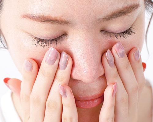 炎症赤み肌の化粧水&美容液ケア