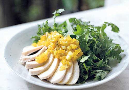 肌のターンオーバーを促す黄色い夏野菜レシピ