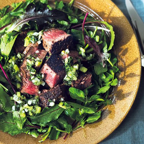 肌のターンオーバーを促すグリーンサラダレシピ
