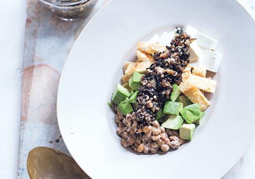 食物繊維で腸内から美肌作りレシピ