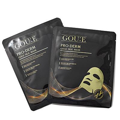 GOU:E(ゴユエ) |プロダーム ゴールドシルク マスク
