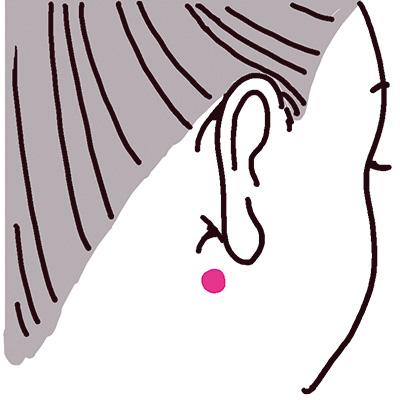 気圧の変化によって頭痛やめまいを感じたときに試してみて!