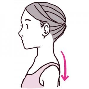 自律神経を整え肩こりを解消!簡単ストレッチ