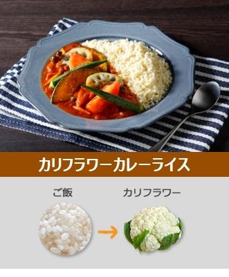 野菜で代用いろいろ