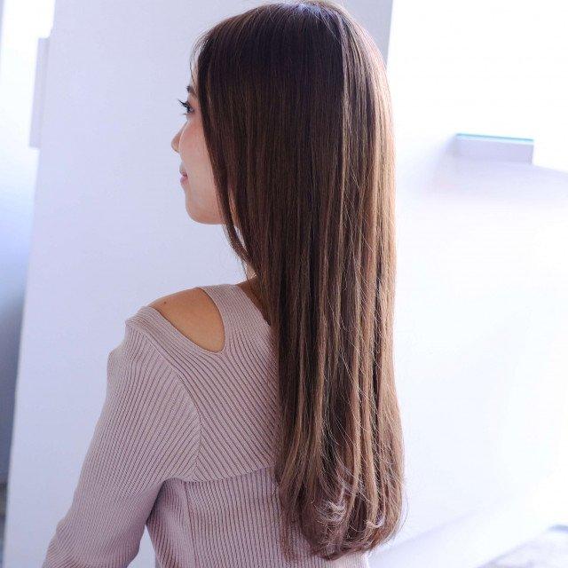 ロングの髪型最新トレンドスタイル&おすすめアレンジでいつでも