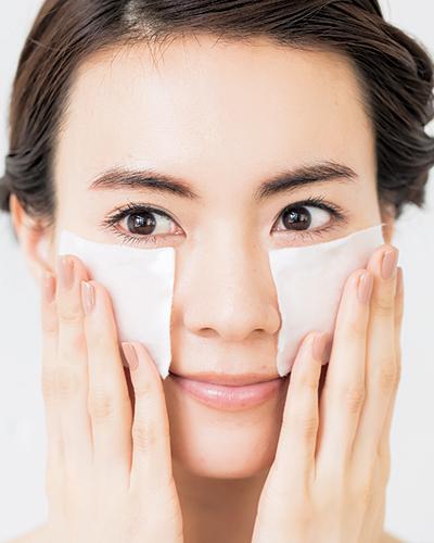 高保湿化粧水×コットンパックで肌を水分タンクに