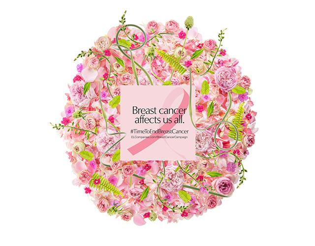 【参加者募集!】ニコライ バーグマンのフラワーレッスンにご招待!エスティ ローダー グループの<2018 乳がんキャンペーン>